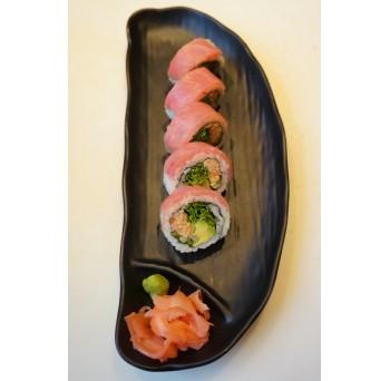 50 - HIROSHIMA: thon rouge, crabe, avocat - 5 mcx