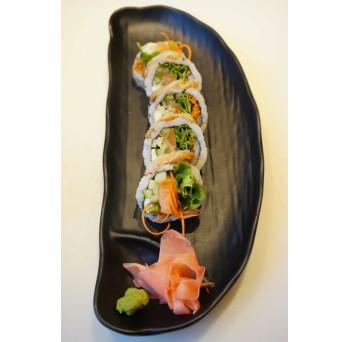 58 - TOKYO: saumon frais, fromage, menthe - 5 mcx