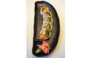 59 - FUATORI - saumon frais, kanikama, basilic thai - 5 mcx