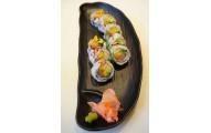 67 - ARUJIMA: saumon frais, mangue - 8 mcx