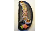 71 - ENDOKABI aux crevettes et saumon tempura - 8 mcx