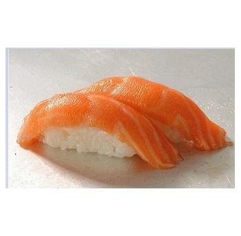 92 - Nigiris / Sashimi au saumon frais (2 / 3 mcx)