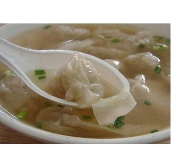 1 - Soupe Won-ton aux crevettes