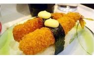 Crevettes tempura (2)