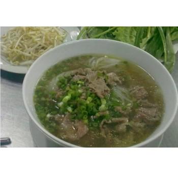 11 - Soupe tonkinoise boeuf, légumes et nouilles