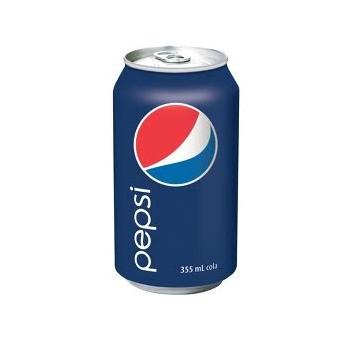 Pepsi / Pepsi diète 355 ml