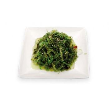 Salade d'algues vertes