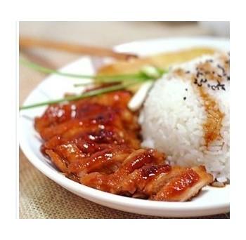 23 - Riz poulet tériyaki