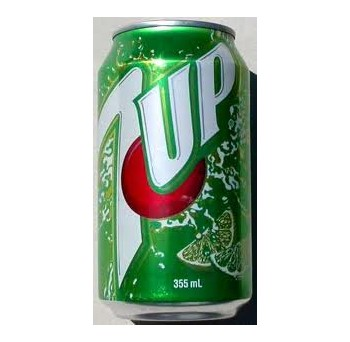 7up / 7up diète 355 ml