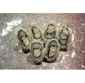83 - Hosomaki aux crevettes atlantiques (6 mcx)