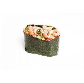 105 - Gunkan aux crevettes, concombre et carotte - 2mcx