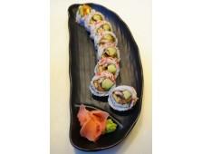 69 - ANAGO à l'anguille fumée, omelette japon. - 8 mcx