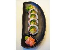 43 - KAMANU: saumon frais, avocat - 5 mcx