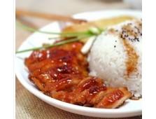 Riz poulet tériyaki